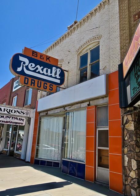 B&K Rexall, Roosevelt, UT