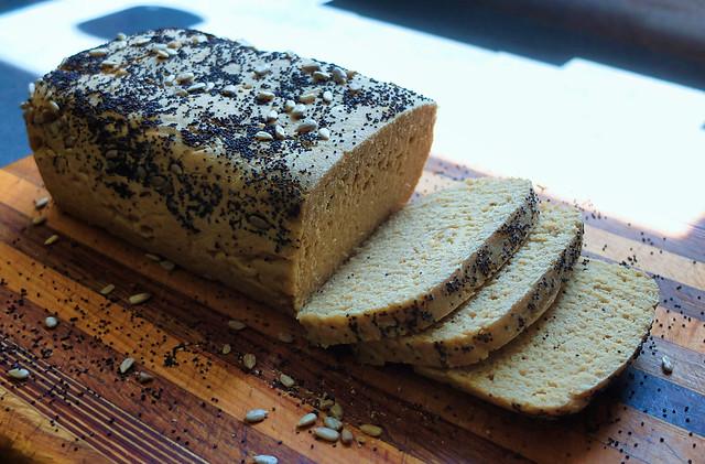 Vegiterranean Bread