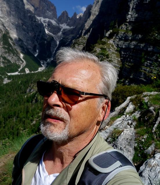 ITALIEN, Italy,   Richtung Brenta-Gebirge (-Dolomiten) zum Croz de Altissimo, me,  79064/13676