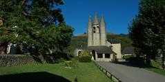 Gotein (Soule, Euskal Herria, Pyrénées-Atlantique,  Aquitaine, Fr) – Clocher trinitaire