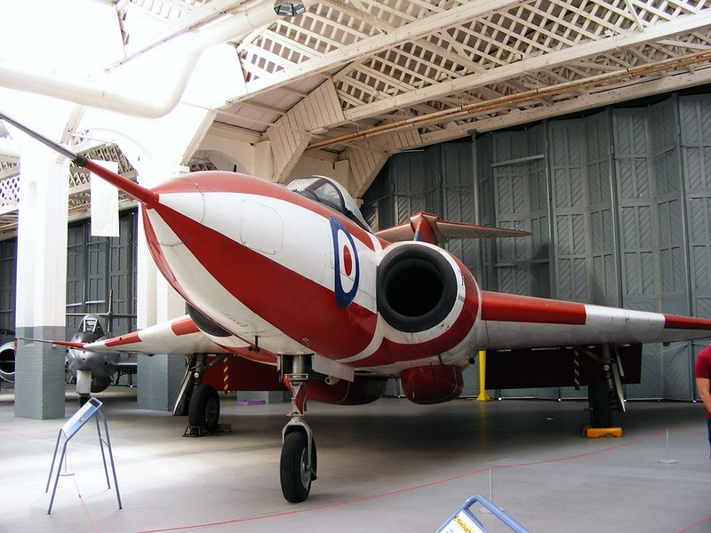 Gloster Javelin FAW 7 5