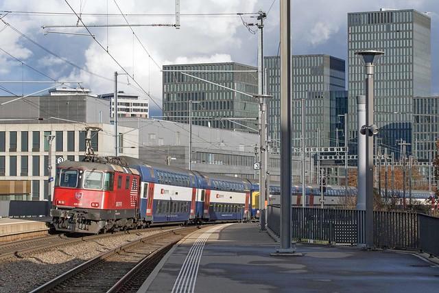 SBB Re 4/4 420 225 Zürich Oerlikon