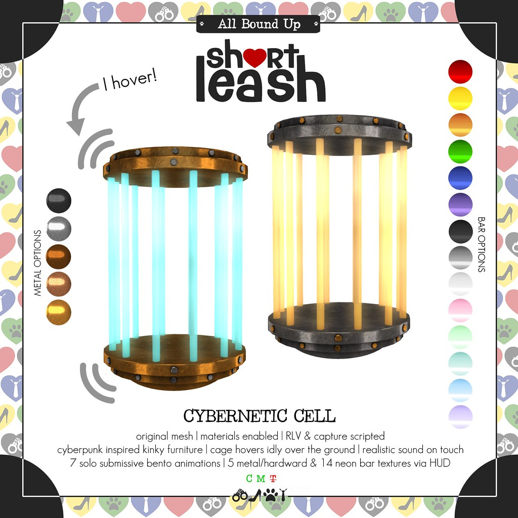 .:Short Leash:. Cybernetic Cell