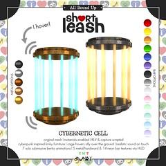 .:Short Leash:. Cybernetic Cell