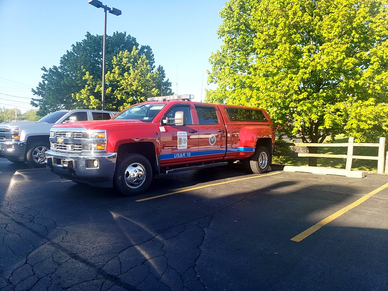 IL - Illinois Task Force 1 Urban Search and Rescue