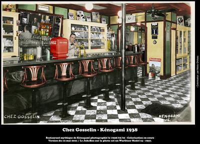 Chez Gosselin - Kénogami 1938