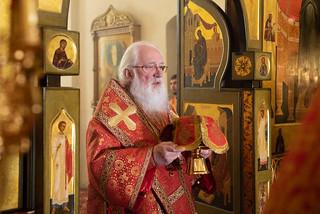 12.05.2021 | Божественная литургия в Хутынском монастыре