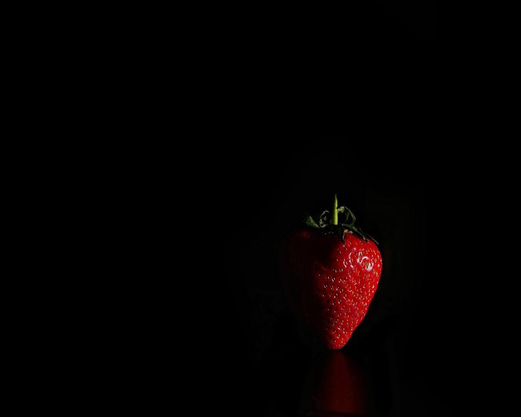 Day 132 Last Strawberry