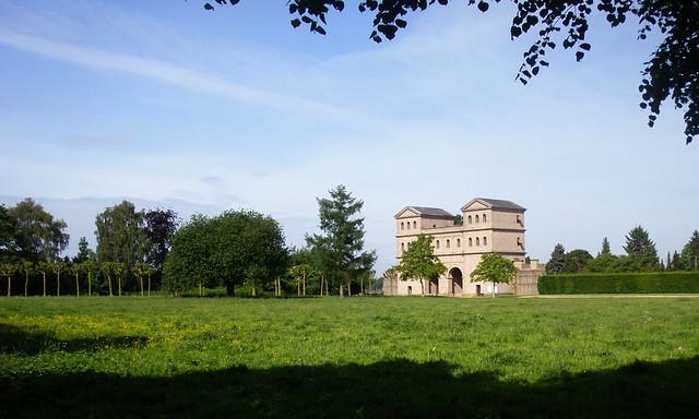 Colonia Ulpia Traiana - The Burginatium gate