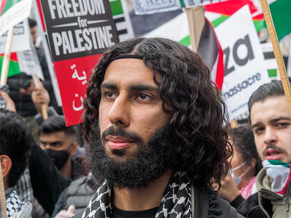 Rally For Jerusalem - Save Sheikh Jarrah, London, UK