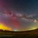 SAR Arc of Red Aurora (May 11-12, 2021)
