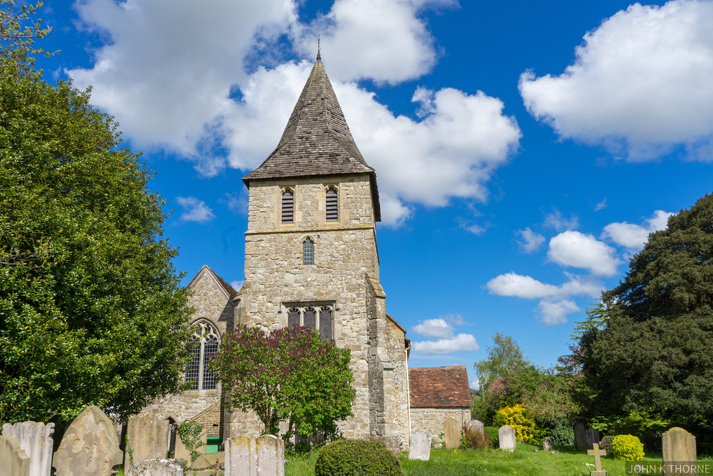 Detling Church Kent