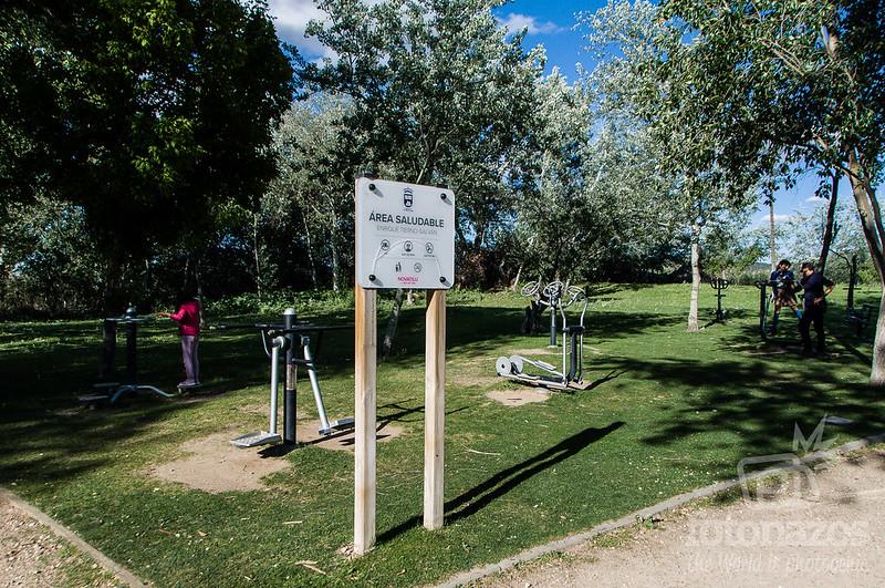 Parque Tierno Galván en San Martín de la Vega