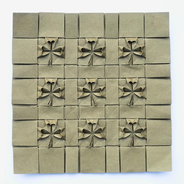 Shamrock Tessellation 1.1 (complete work)