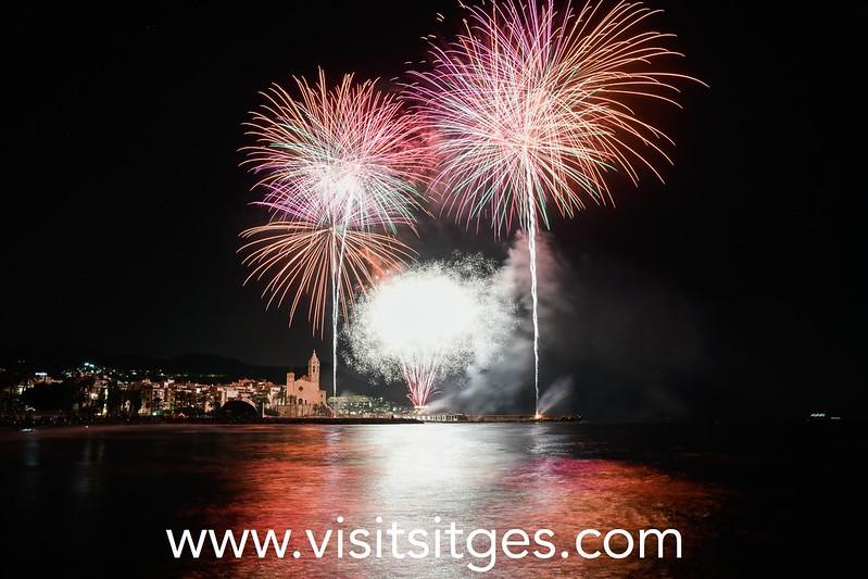 Fiesta Mayor Sitges 2021