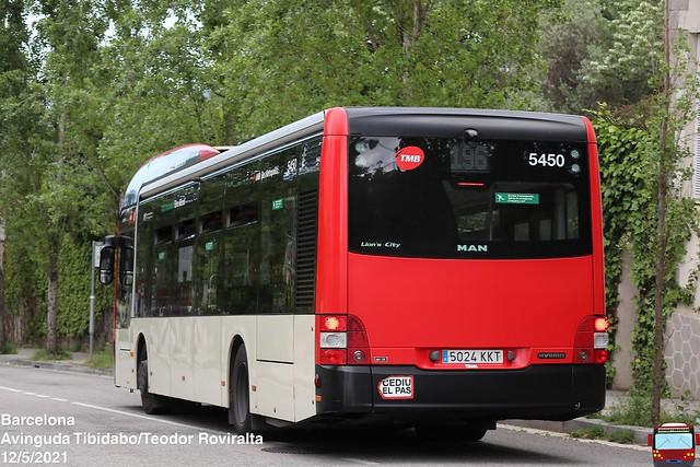 Rareza TMB 5450