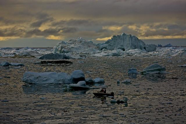 Navigating thru Ice