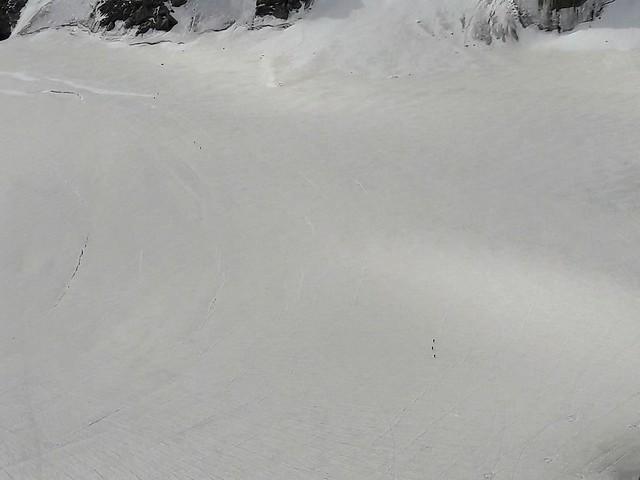 Alpinistes - Glacier du Géant - Chamonix - Mont-Blanc - alpinism - ADM
