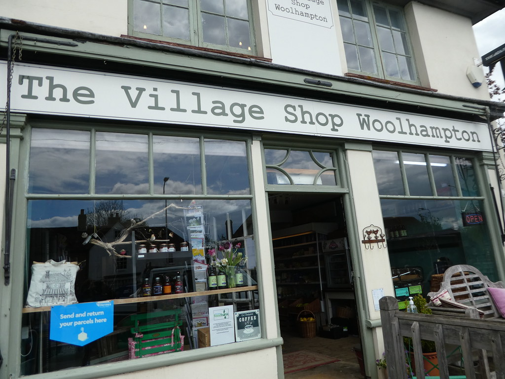 The Village Shop, Woolhampton