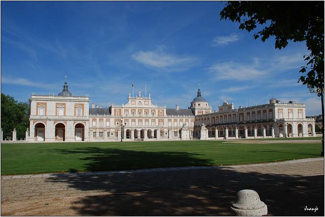 Palacio Real (Aranjuez, Com. de Madrid, España, 6-6-2013)