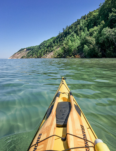 Sleeping Bear Dunes. From Read This: Hidden Gems of the Northern Great Lakes: A Trail and Paddling Guide
