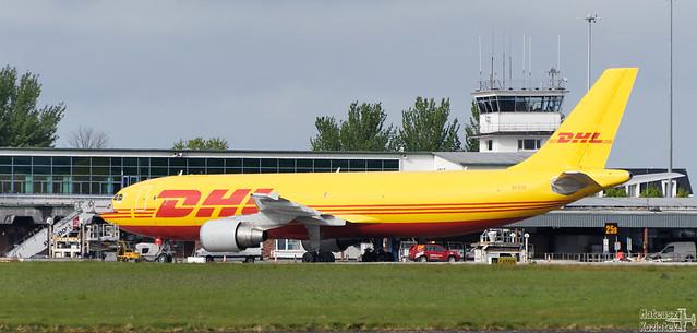 DHL 🇩🇪 Airbus A300B4-622R(F) EI-EXR