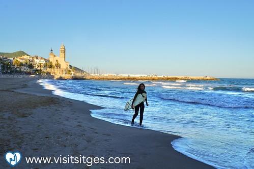 Surf en Sitges