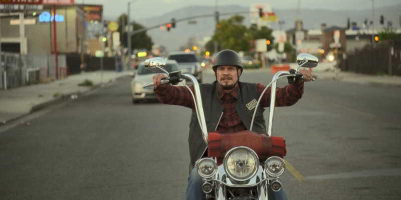 Ezekiel Motorbike Mayans MC