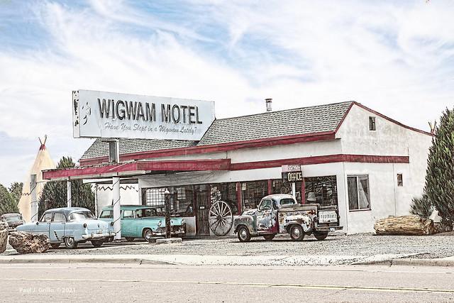 Wigwam Truck  ........................HTT!