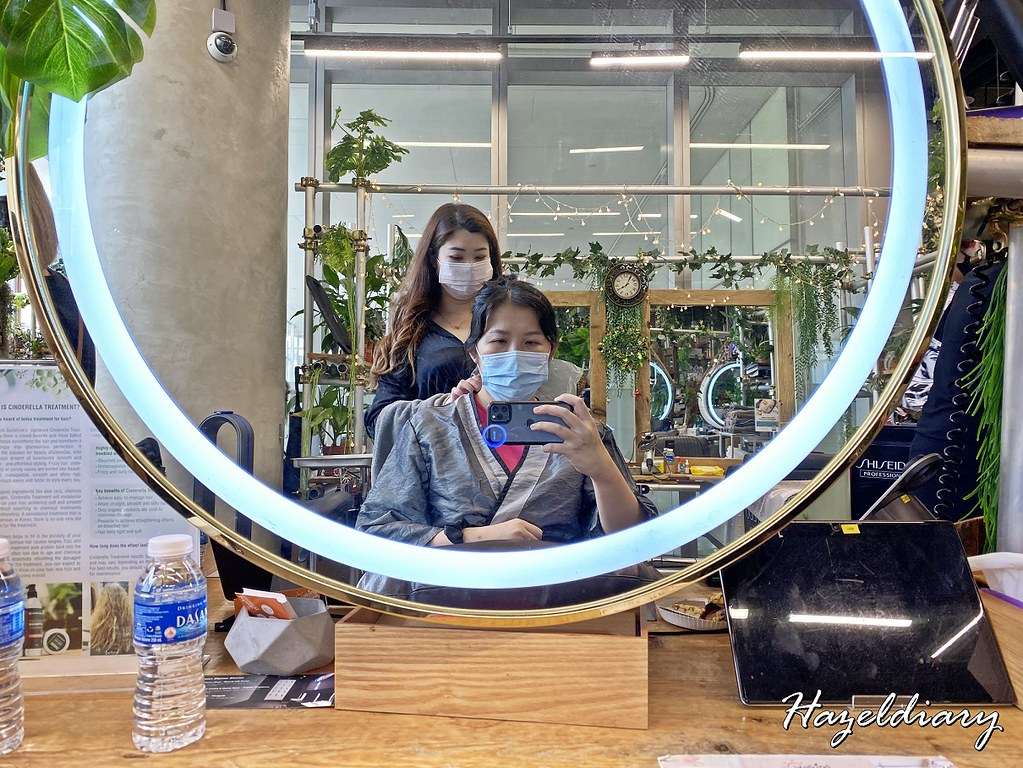 Walking on Sunshine Orchard Central-Hair Treatment