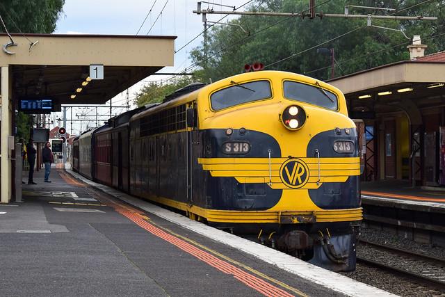 Steamrail - Trial