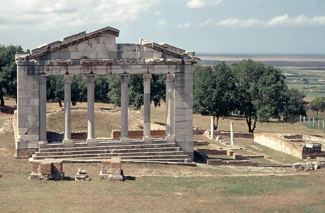 Albania - Acropoli di Apollonia