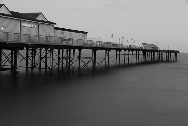 The old Pier.