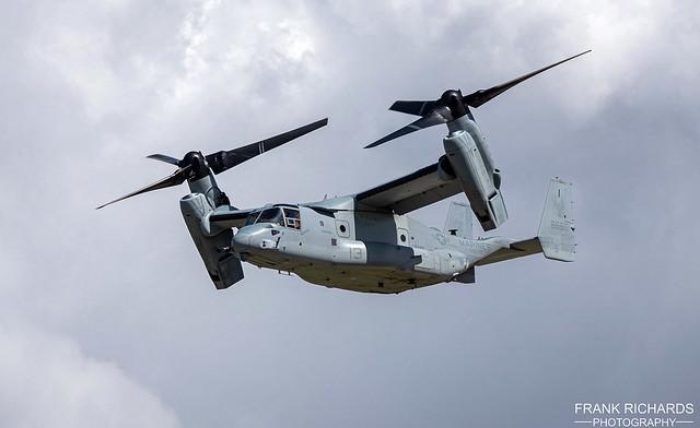 Bell Boeing MV-22B Osprey 168666 'YS-13' VMM-162