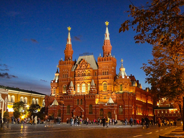 Moscow - State Historical Museum