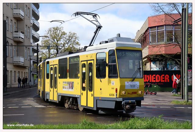 Tram Berlin - 2021-23