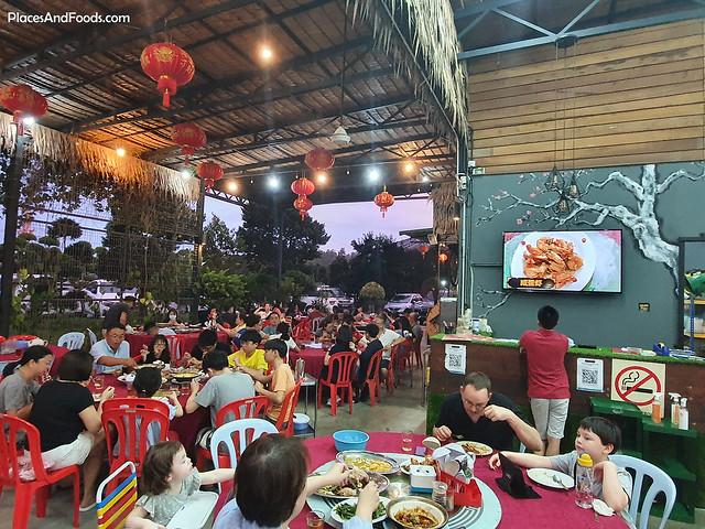 Restaurant Kari Ikan Liew broga