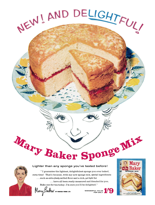 Mary Baker - 1957