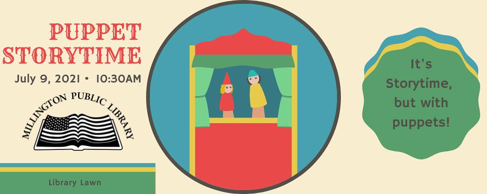 puppet storytime webslide