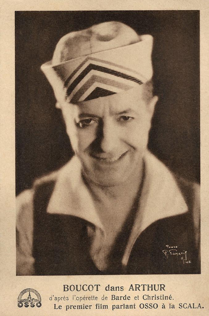 Boucot in Arthur (1930)