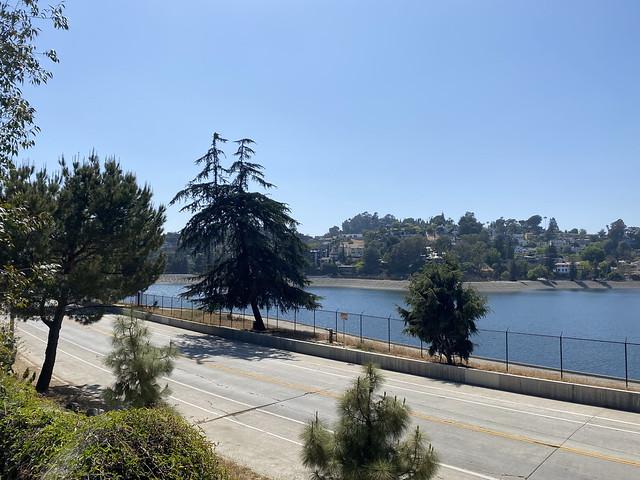 Silver Lake Reservoir, William Mulholland, City of Los Angeles Department of Engineering 1907