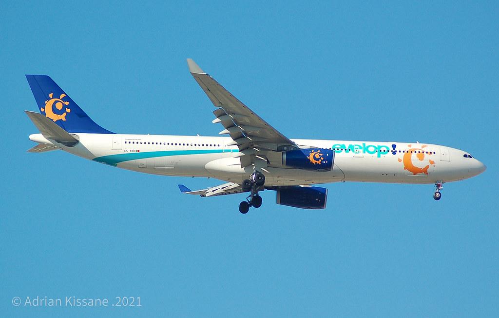 EVELOP A330 CS-TRH