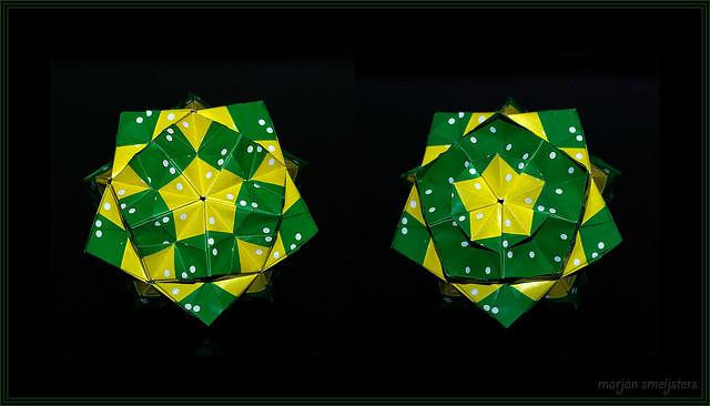 Origami Bromelias (Isa Klein)
