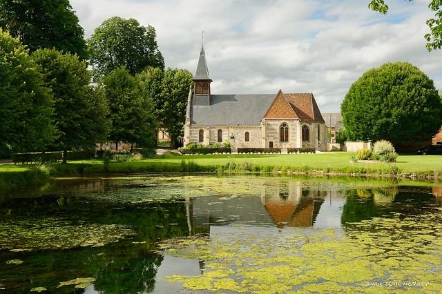 Eglise Saint Martin de Lisors