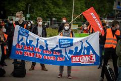 Kundgebung zum Tag der Pflege in Berlin