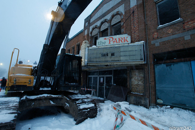 Save the Racine Capitol Park Theater