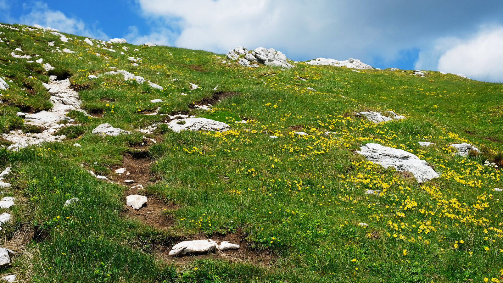 Kamnik Saddle, Kamnik Alps, Slovenia