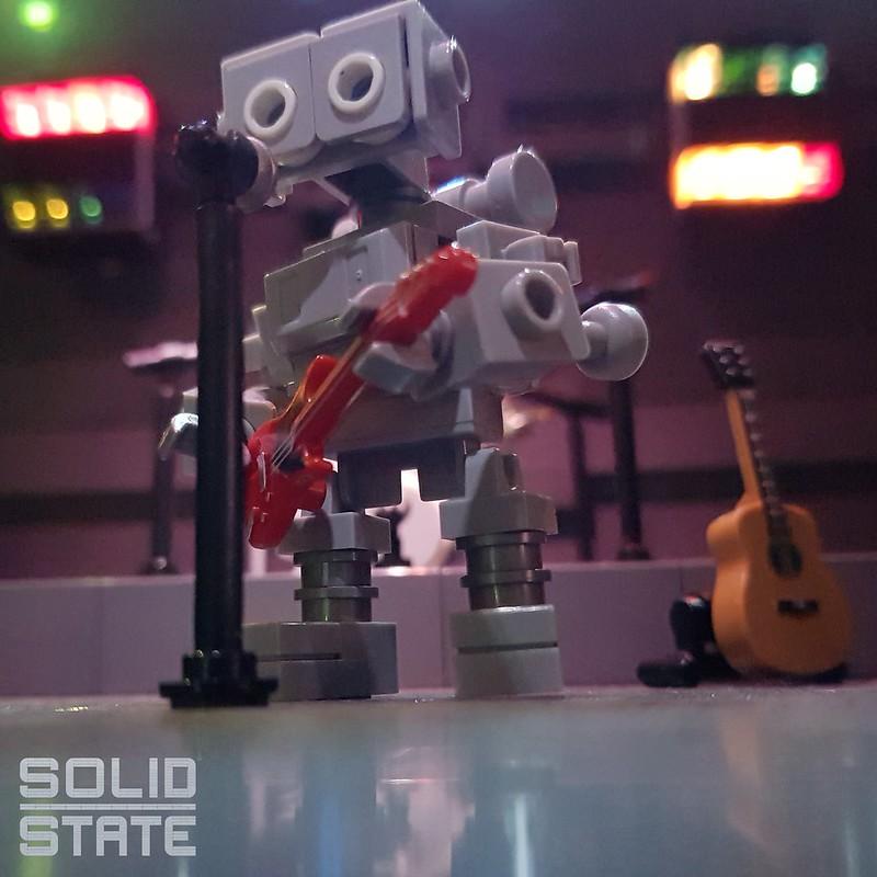 Robots Make Robot Noises