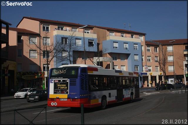 Heuliez Bus GX 317 – Tisséo n°9628