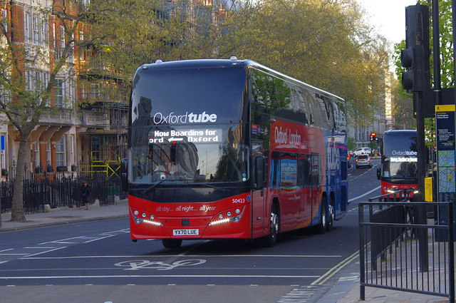 Stagecoach Thames Transit 50423 YX70LUE